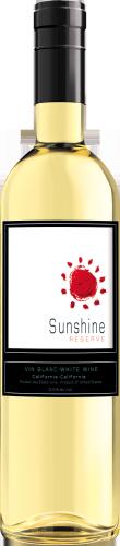 Sunshine Reserve_Vin Blanc