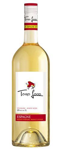 Toro Loco blanc