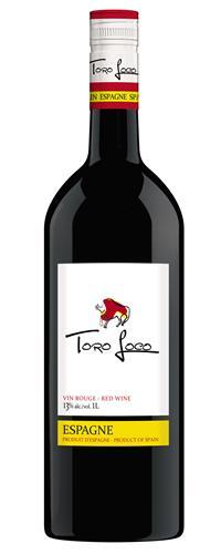Toro Loco rouge
