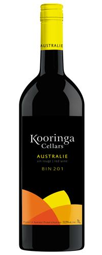 Kooringa Cellars Bin 201