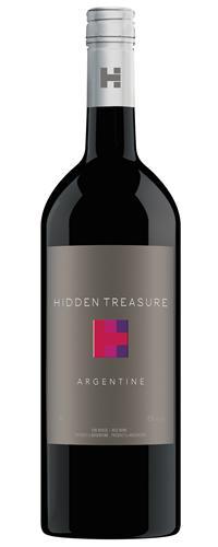 Hidden Treasure Rouge