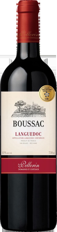 Boussac_Languedoc_Rouge_750ml_SANS MILLESIME