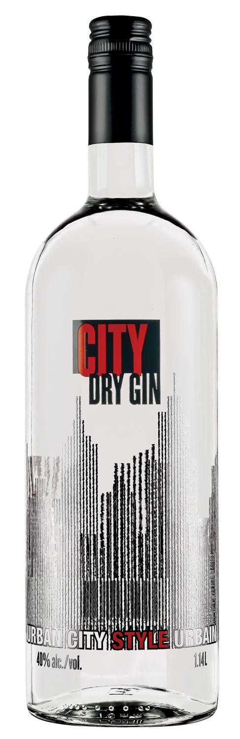 City Dry Gin_1_14L