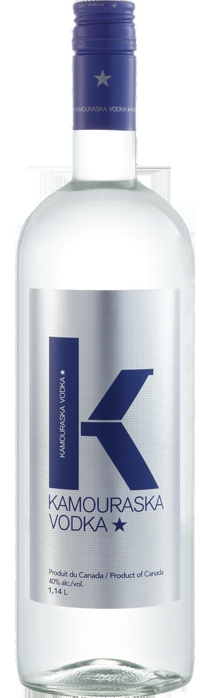 Kamouraska vodka_1_14L