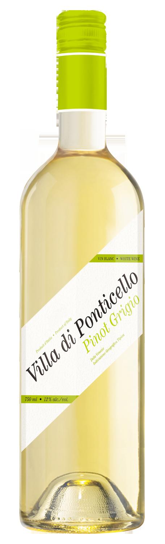 Villa di Ponticello_Pinot Grigio_SANS MILLESIME