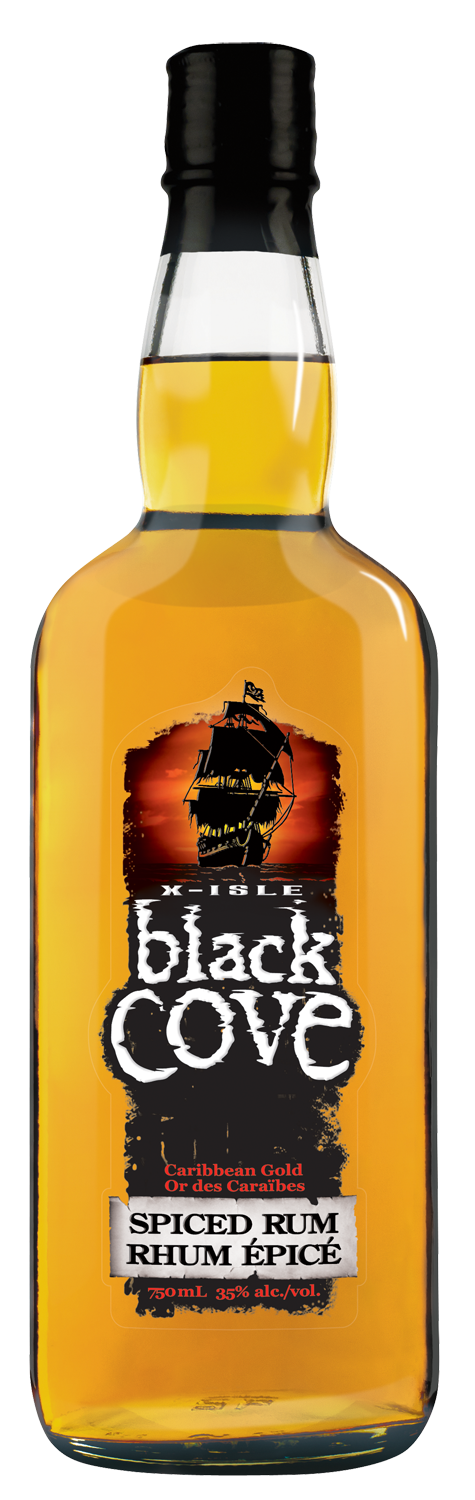 X_Isle Black Cove_750ml